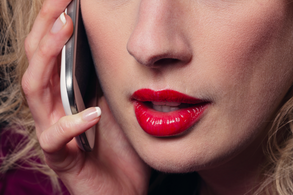 How to have phone sex - talk dirty on the phone